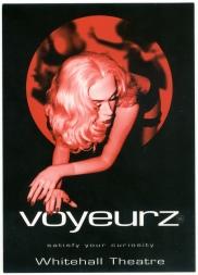 Poster for Michael White's Voyeurz