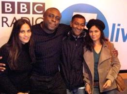 Radio interview with BBC Radio