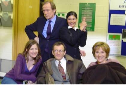 Kelly Macdonald, Bill Nighy, Anton Lesser, Meneka & Penny Downie
