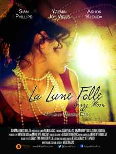 La Lune Folle Poster